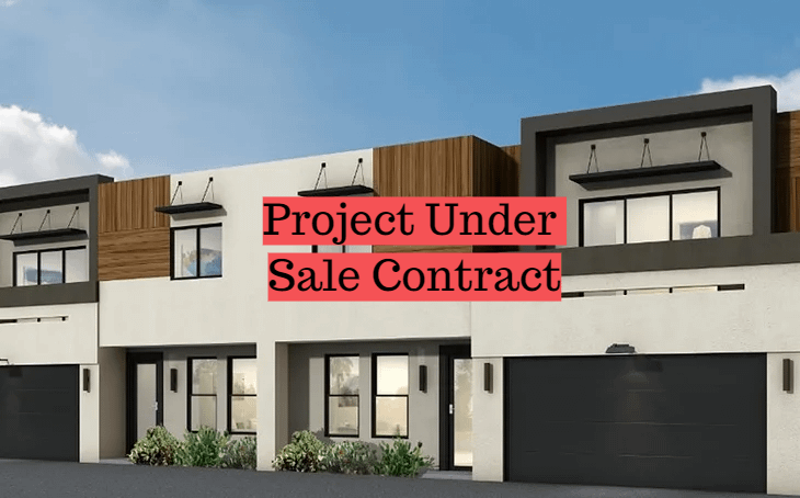 Construction of 30 townhouses in Phoenix, AZ – fully funded