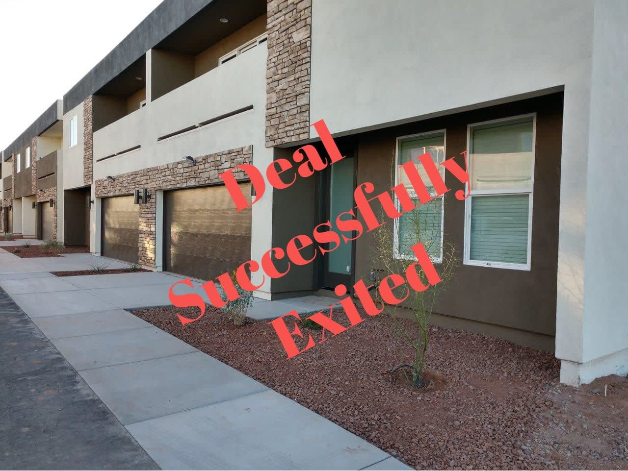 Construction of 42 Build for Rent Homes in Phoenix, AZ – fully funded